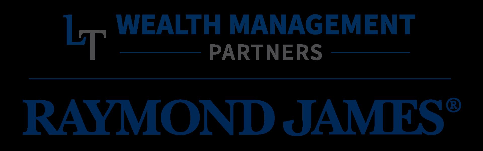 LT Wealth Raymond James Co-branded Logo